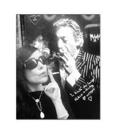 Serge et moi ©RaquelMarie