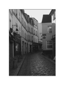 Streets of Montmartre ©RaquelMarie