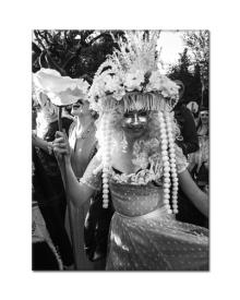 Mardi Gras Fleur ©RaquelMarie