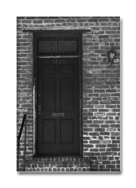 French Quarter Door of Perception ©RaquelMarie