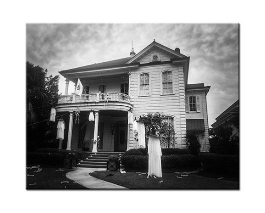 Maison Hantée ©RaquelMarie